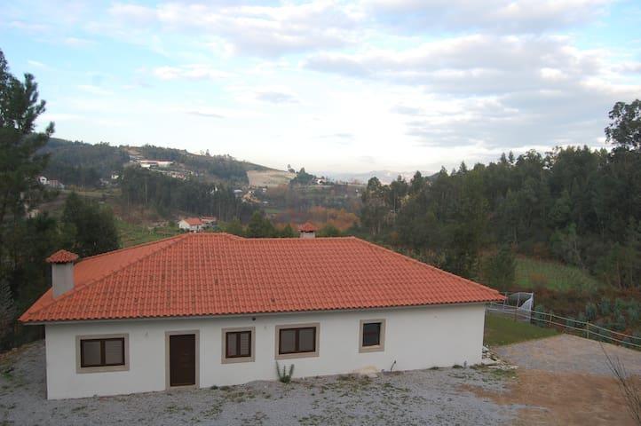 Casa de Sampaio - Vila Boa de Quires - บ้าน