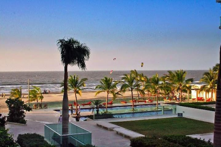 Perfect Flat to Chill at! - La Boquilla - Leilighet