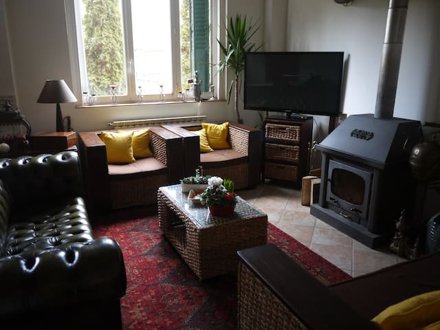 appartement entier dans résidence privée - Tassin-la-Demi-Lune - Leilighet