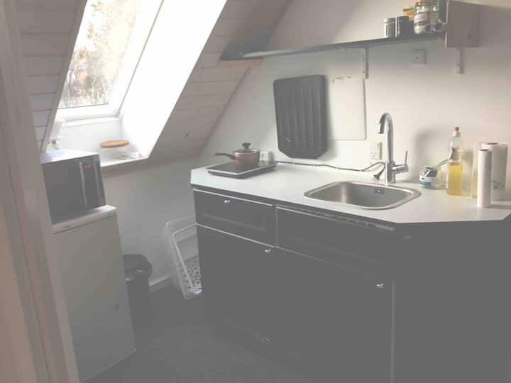 2 room new flat 25 km north of Copenhagen