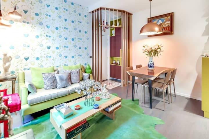 Nice bohemian apartment *12th Arr.*