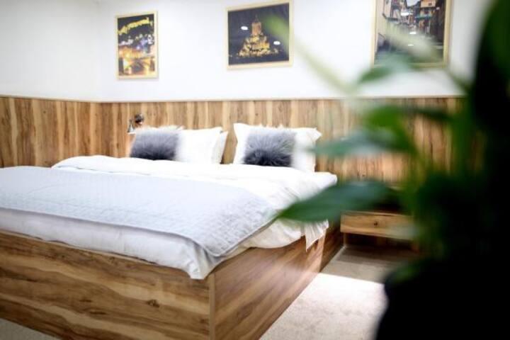 Avlabari Boutique House Bedroom #2
