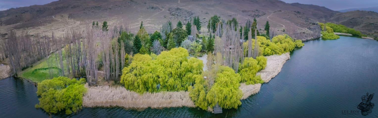 Lye Bow Country Retreat - Lake View Suite