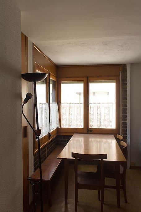 Menjador /Comedor- dining area