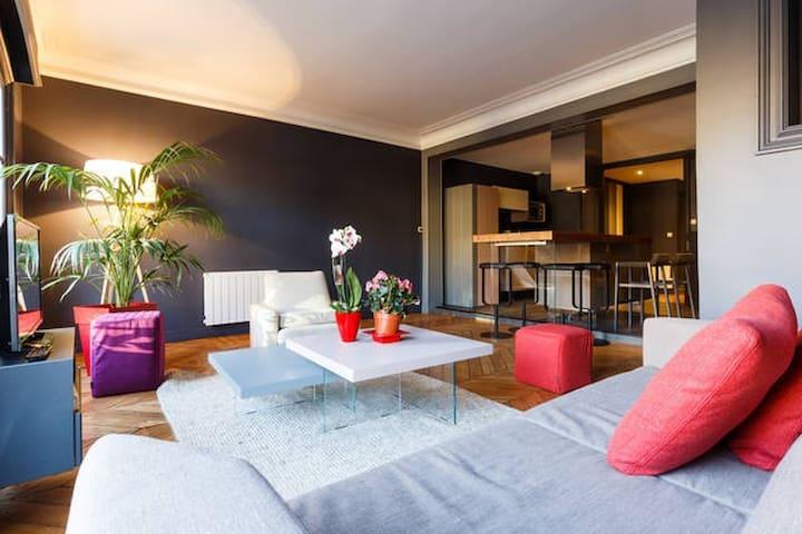 Vue sur Notre Dame - Paris - Apartamento