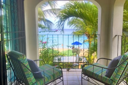 Seashore - on the Beach (4-bedrooms) - Paynes Bay - 度假屋
