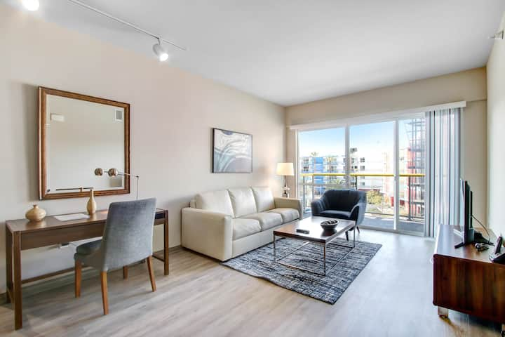 Spacious 2BR Apt. | Perfect for Remote Workers