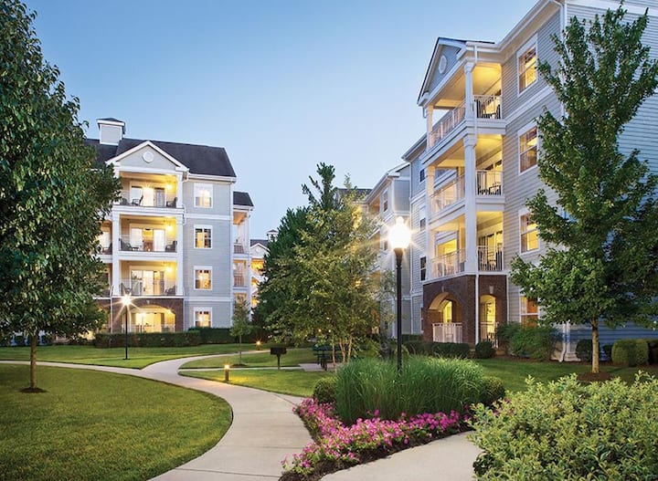 Wyndham Nashville 2 Bedroom Deluxe-close to downtown and Grand Ole Opry!