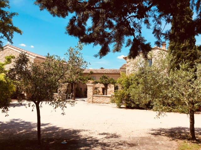 Coeur de mas (aile) : quiétude en Provence...