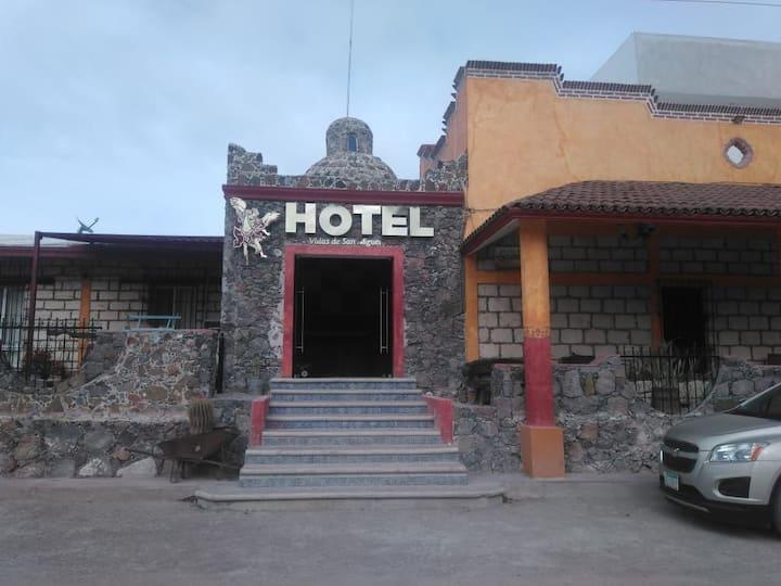 Hotel villas de san miguel media luna