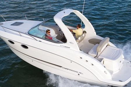 boat for rent $70/night , ride 25$/person/hr - Hallandale Beach
