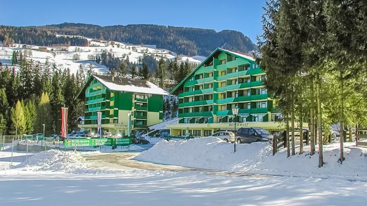 Great apt. for ski vacation!
