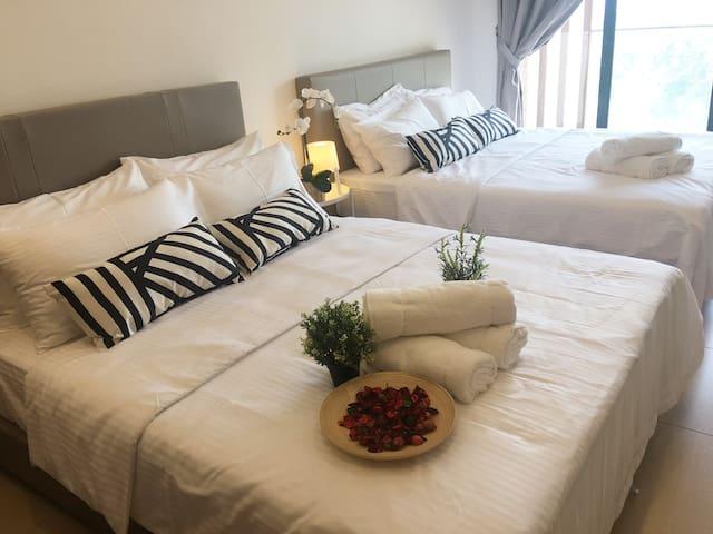 J&I-Suites Midhills at Genting* 0807舒适公寓