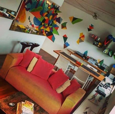 Loft moderno excelente ubicación - Rosario - Wohnung