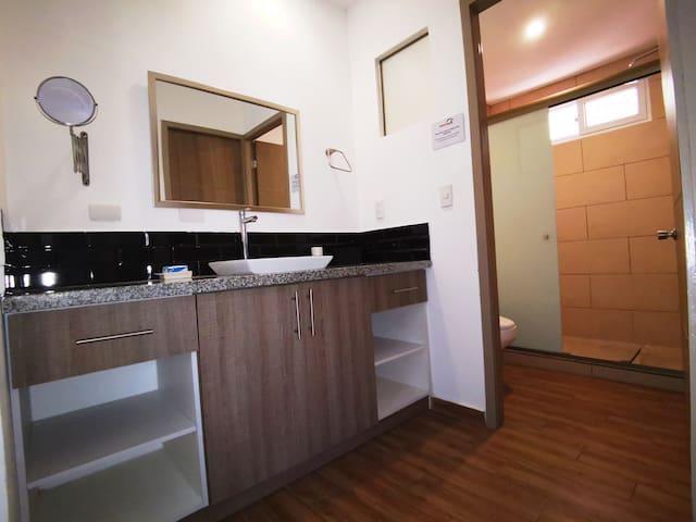 Acogedor Apartamento de 2 habitaciones 5A