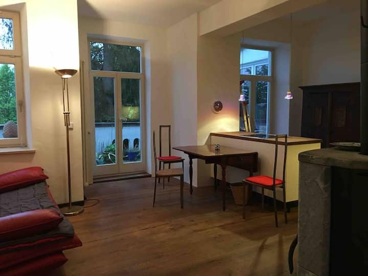 Wohnung in Wasserburg mit Balkon und Blick