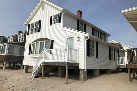 Ocean front beach house! - Old Lyme - 獨棟