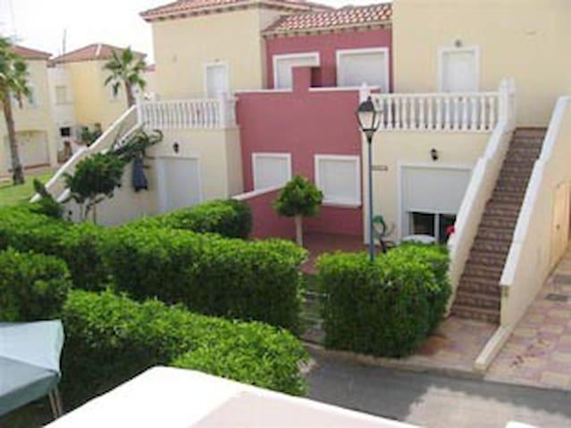 Urbanización Naturista en Vera - Vera - Apto. en complejo residencial
