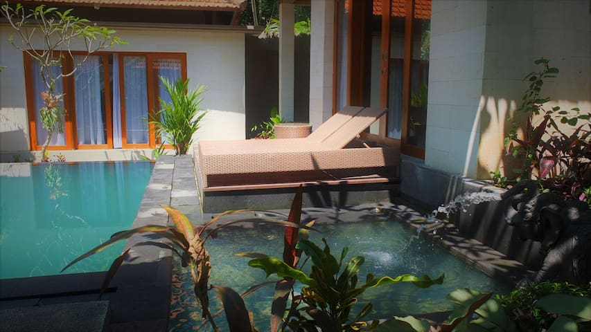 BRAND NEW BIG LUXURY VILLA-PRIVATE POOL-CLOSE UBUD - Gianyar - Villa