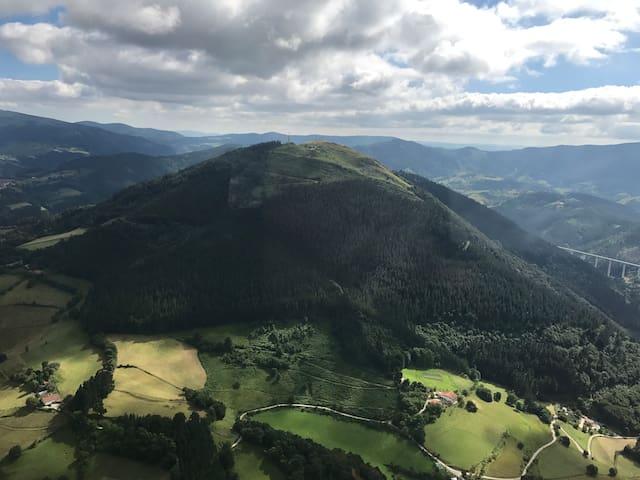 Naturaleza. El tema va de montaña