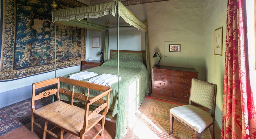 The Baron's Room at Potentino - Seggiano