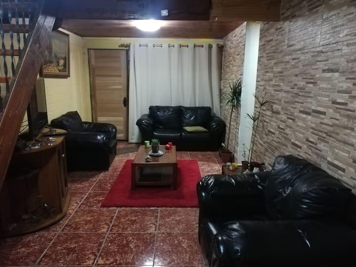 Habitaciones en San Fernando con TV cable+wifi