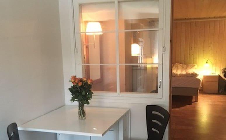 Hybelleilighet nær Granåsen skisenter - Trondheim - Apartamento