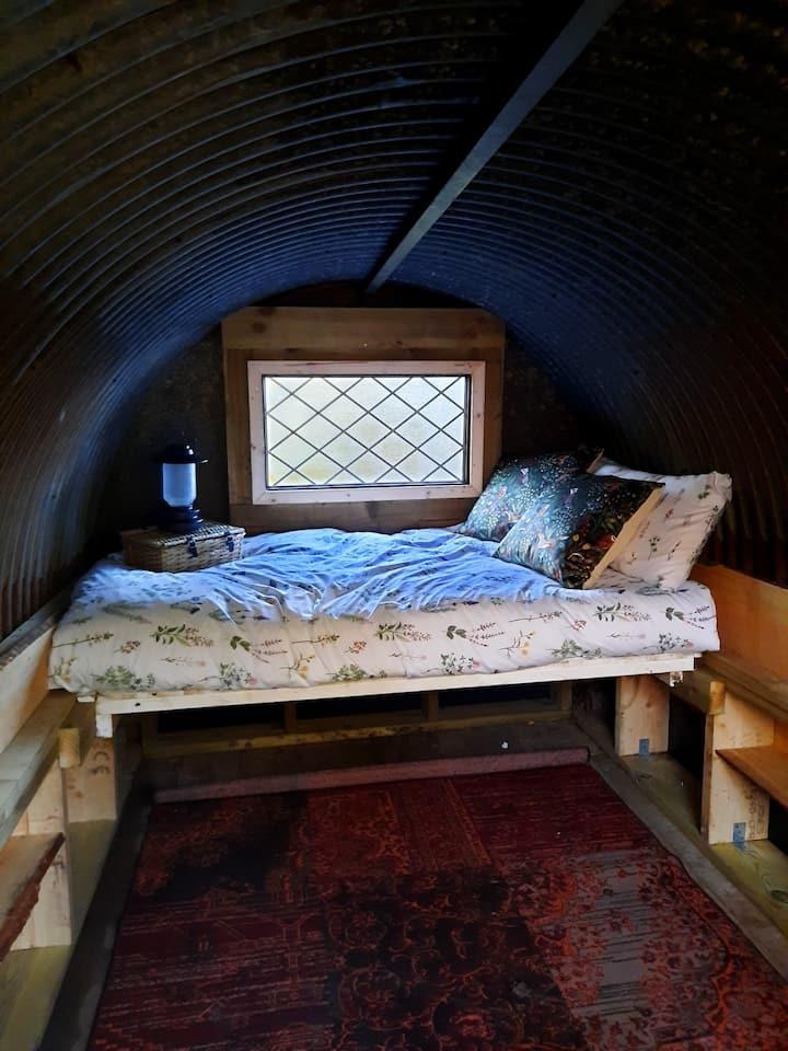 The 'Pig Hut' at Moreland's Copse
