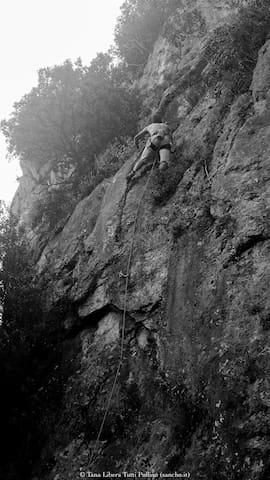 Pollino Climbing