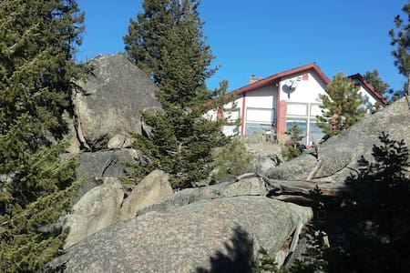 Allen Mountain Lodge - A