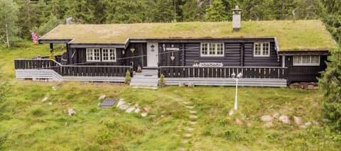 Excelente cabana em belos arredores!