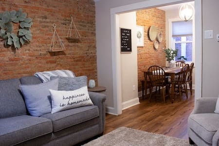 Private,renovated townhouse in West Lancaster