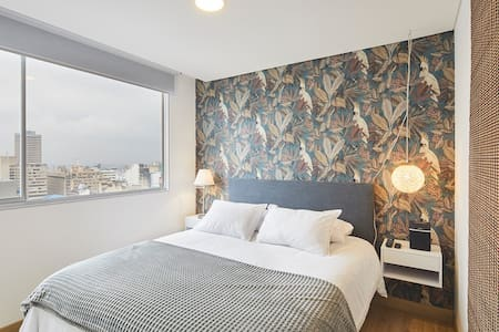 1402 - Brand new 1 bed flat - Museo de Oro !