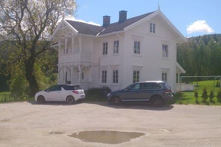 Sveitservilla til leie i idylliske Midt Telemark.
