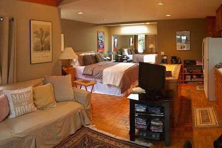 NEW Palisades Enchanting Private Guest House - Pacific Palisades