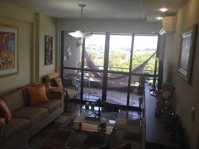 Ótima Localização- Confortável - Manaus - Apartment