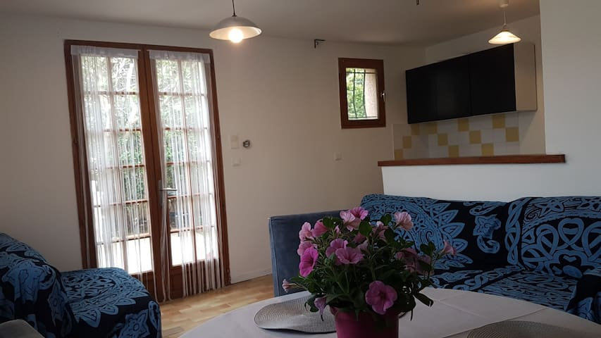Appartement indépendant avec jardin et parking - Pertuis - Appartement