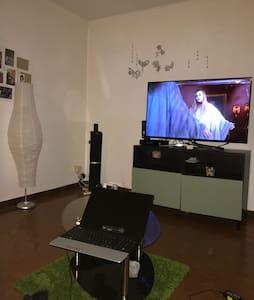 Chambre près du luxembourg - Aubange - Wohnung