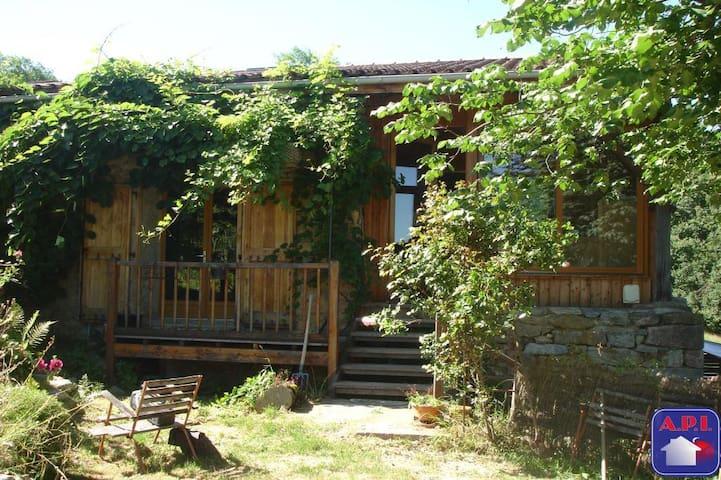 Maison de charme en pierre - Esplas-de-Sérou - House