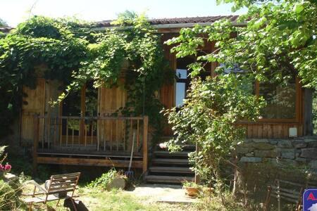 Maison de charme en pierre - Esplas-de-Sérou