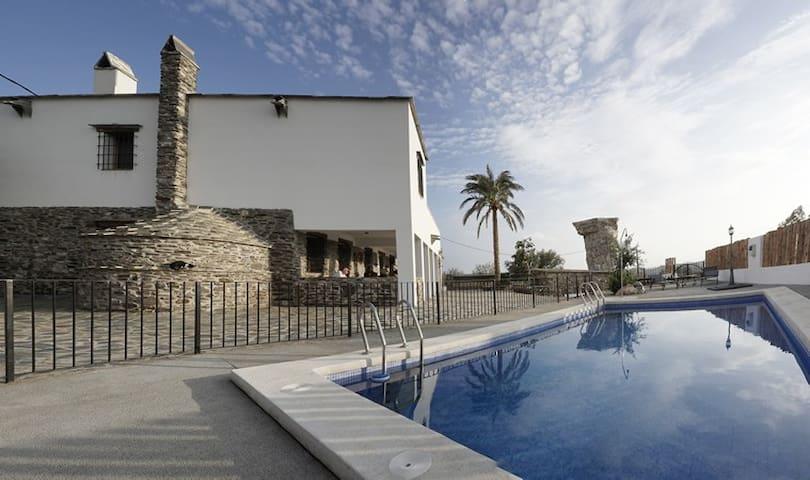 """Rural House """"El Cortijo de Gema"""" - Gérgal - 一軒家"""