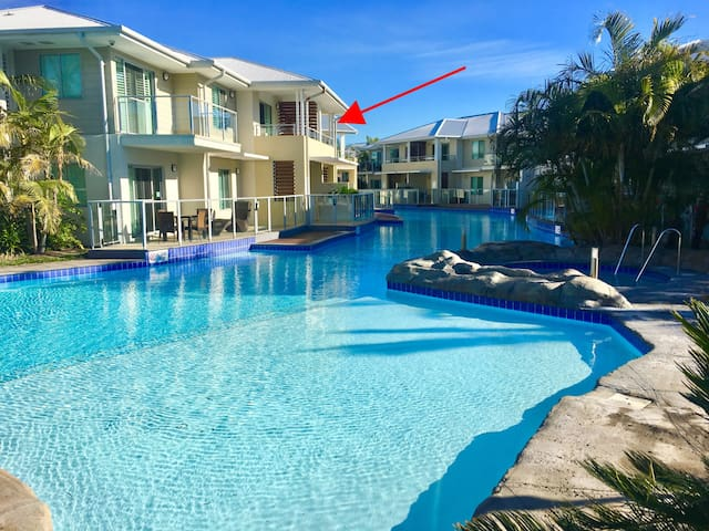 Pacific Blue Apartment 259 Port Stephens, 265 Sandy Point Road