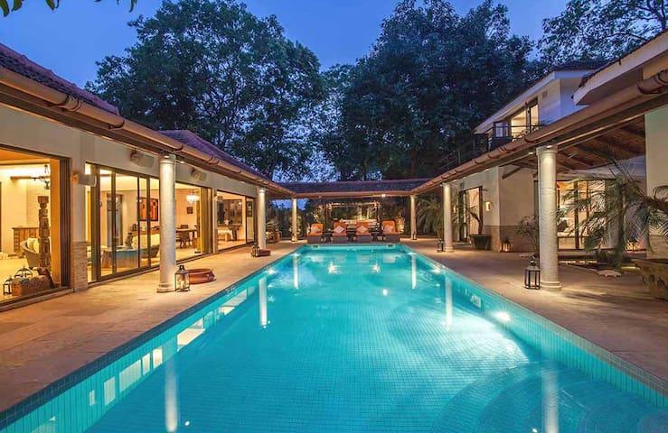 Villa Belissimar - Vagatore - Goa - Villa