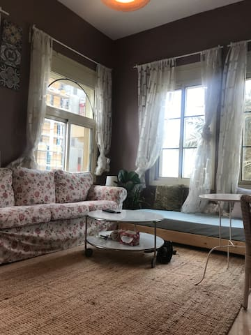 Beautiful and cozy apartment at Jeddah water front