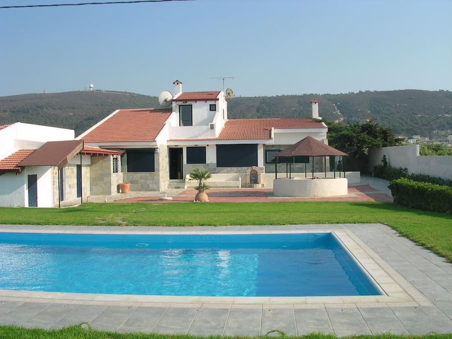 View of the villa | Everblue