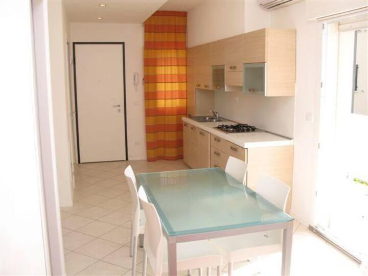 Appartamento Meerblick 08
