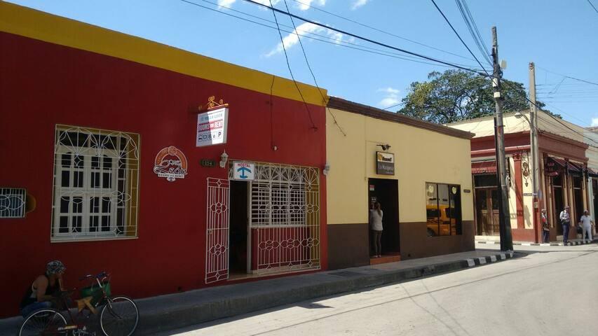 Hostel Villa Leon
