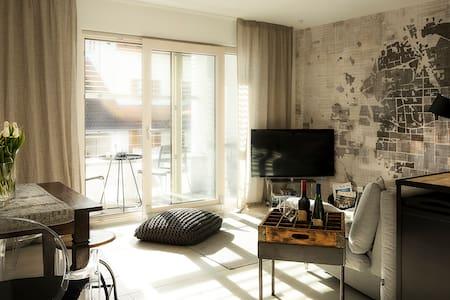 FEWO-KARLOTTA Wohnung zentral in Diessen/Ammersee - Dießen am Ammersee - Apartment