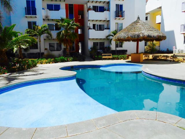 Original Cabo Penthouse // Walk to Beach + Town!
