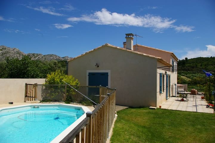 LS1-240 - Pleasant vacation rental with pool in Aureille in the Alpilles - sleeps 6.